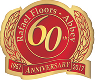 Rafael Floors - Abbey Carpet is celebrating 60 years in business!