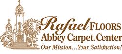 Rafael Floors Abbey Carpet Center Logo