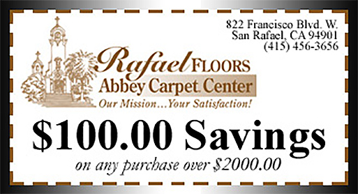 $100.00 Savings on any purchase over $2,000.00